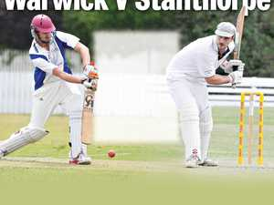 Local cricket derby at Slade Park on Sunday