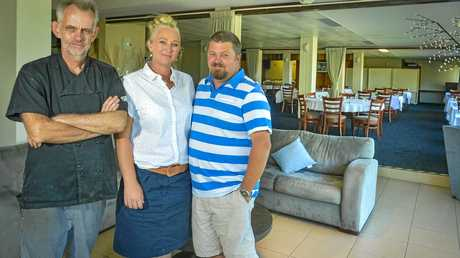 Alison and Kevin Pettifer are the new managers at the Camelot Motel.