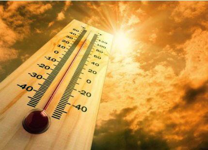 RECORD temperature levels leave climate change in no doubt.