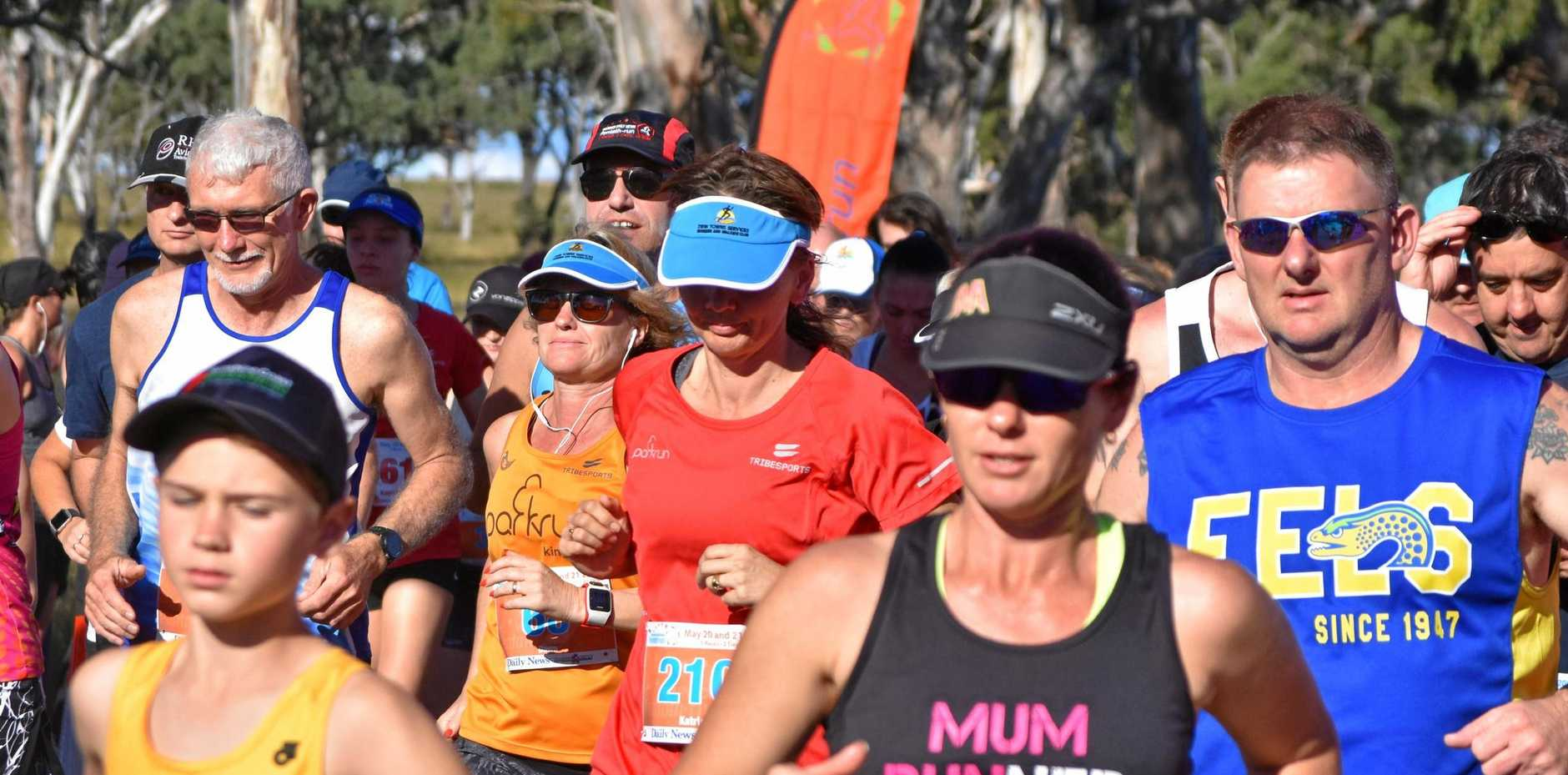 Registrations are open for the 2018 Pentath-run.