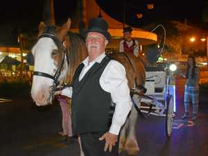 Group claims Rocky's attacked Clydesdales are 'exploited'