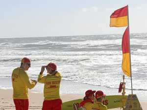 Mass rescue at Mooloolaba