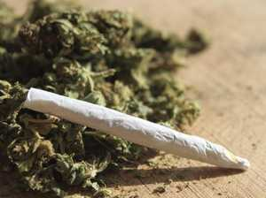 Drug driving dad gets fine for Christmas joint