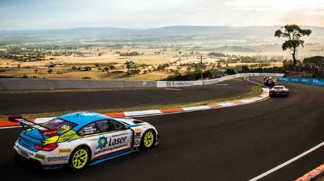 The grid is packed for this year's Bathurst 12-hour. Pic: Supplied.