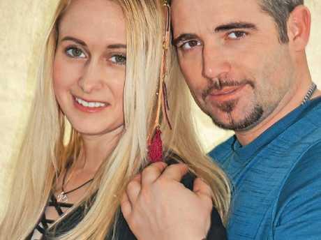 Rachel, 34, escaped the radical Mormon splinter group in 2015 and married fellow former church member Brandon.