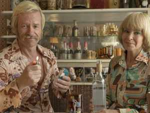 Swinging Safari trailer