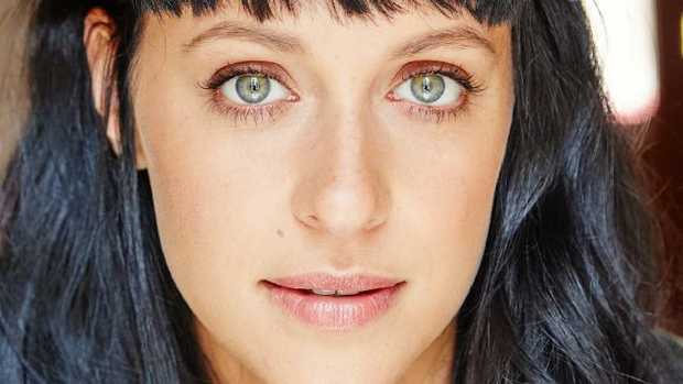 Australian actor Jessica Falkholt had her life support switched off and remains in a critical condition more than a fortnight after a horror crash that killed her parents and younger sister, a Sydney hospital has confirmed. Picture: Supplied