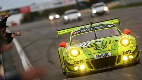 Porsche will have a big presence on the mountain this year. Pic: Supplied.