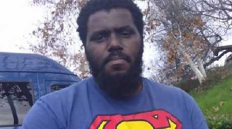 Desionne Franklin rode his Prius down a wave of mud and survived. 17 are dead in the Southern California mudslides. Picture: Facebook