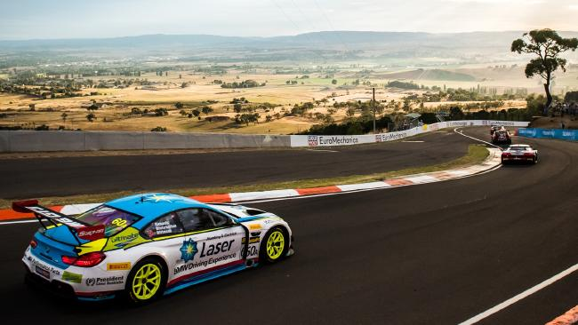 Spectacular backdrop: Mount Panorama will be open for business again soon. Pic: Supplied.