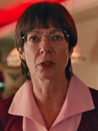 Allison Janney won a Golden Globe for playing Lavona Golden.  Picture:  Supplied