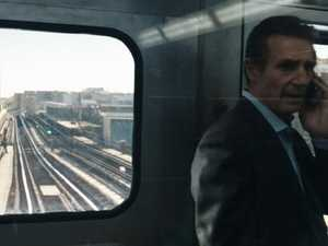 MOVIE REVIEW: Liam Neeson back in action in The Commuter