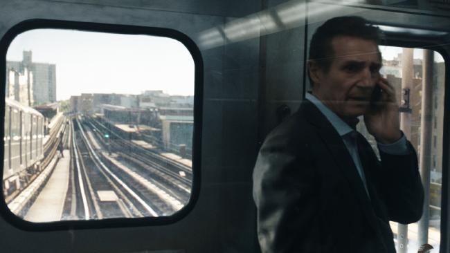 Liam Neeson's daily train ride turns into a nightmare in The Commuter.