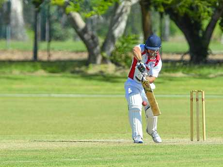 Daniel Ison of Yaralla Cricket Club.