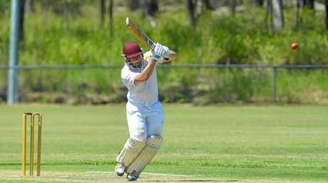 Micheal Heymer plays for The Glen cricket club.