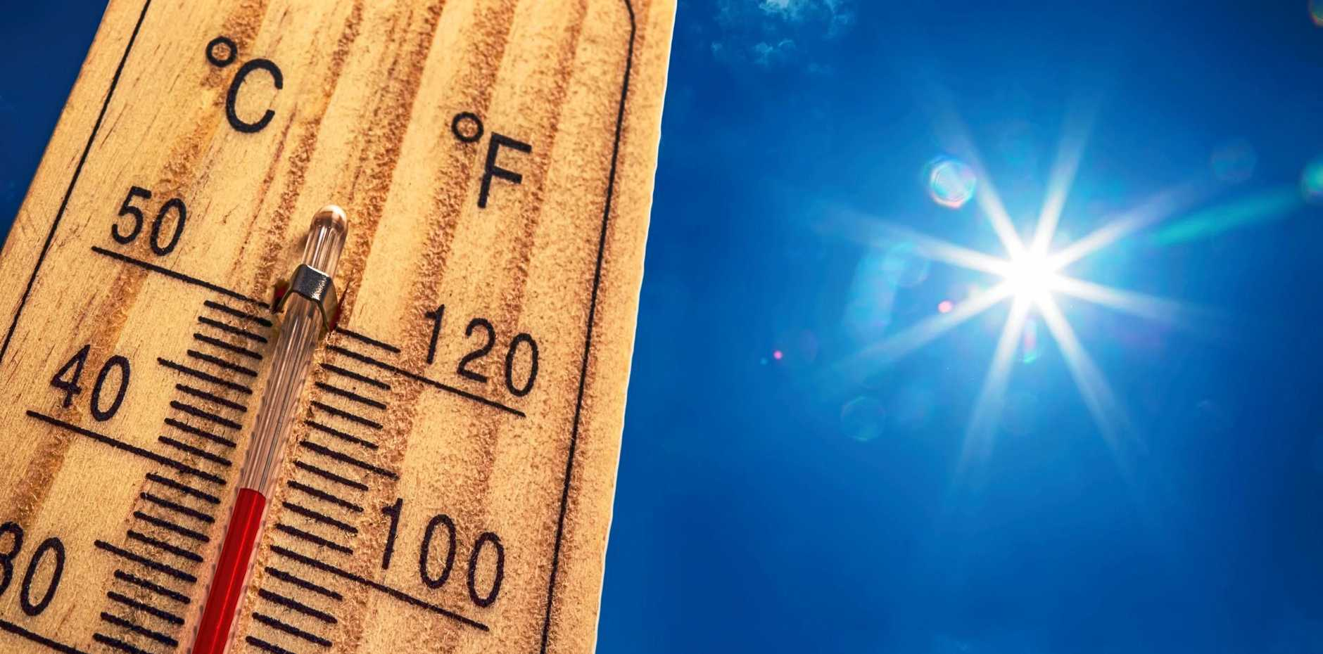 HOT WEEKEND: The North Burnett reached 36 degrees over the weekend and is expected to drop by Monday morning.