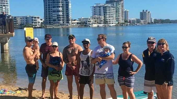 SUPPORT: The Young Veterans group meets regularly on the Sunshine Coast, providing a strong support base for former servicemen and women and their families.