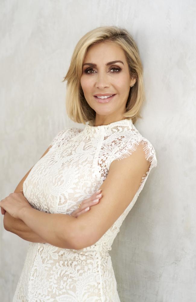Author and former escort Samantha X. Picture: Fabrizio Lipari