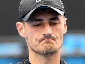 'Bizarre': Tomic's smug mic drop