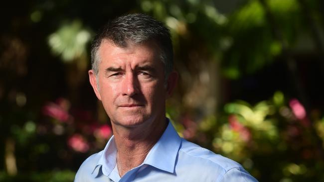 LNP Opposition deputy leader Tim Mander in Townsville. Picture: Evan Morgan