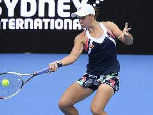 Barty buzzing about her Open prospects