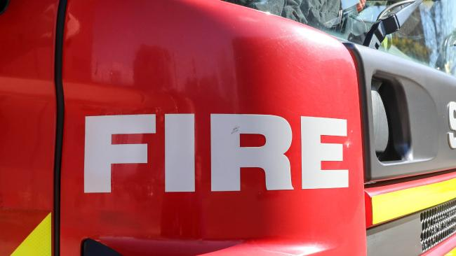 South Grafton house damaged in fire