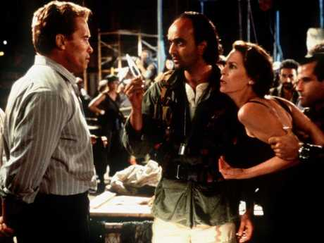 Eliza Dushku alleges she was sexually assaulted while working on the film True Lies in 1994. Picture: Supplied
