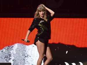 Swift's scary stalker warning