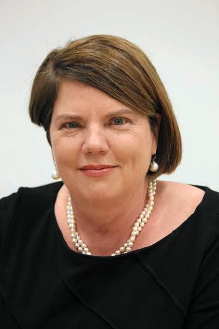 NAIF CEO Laurie Walker