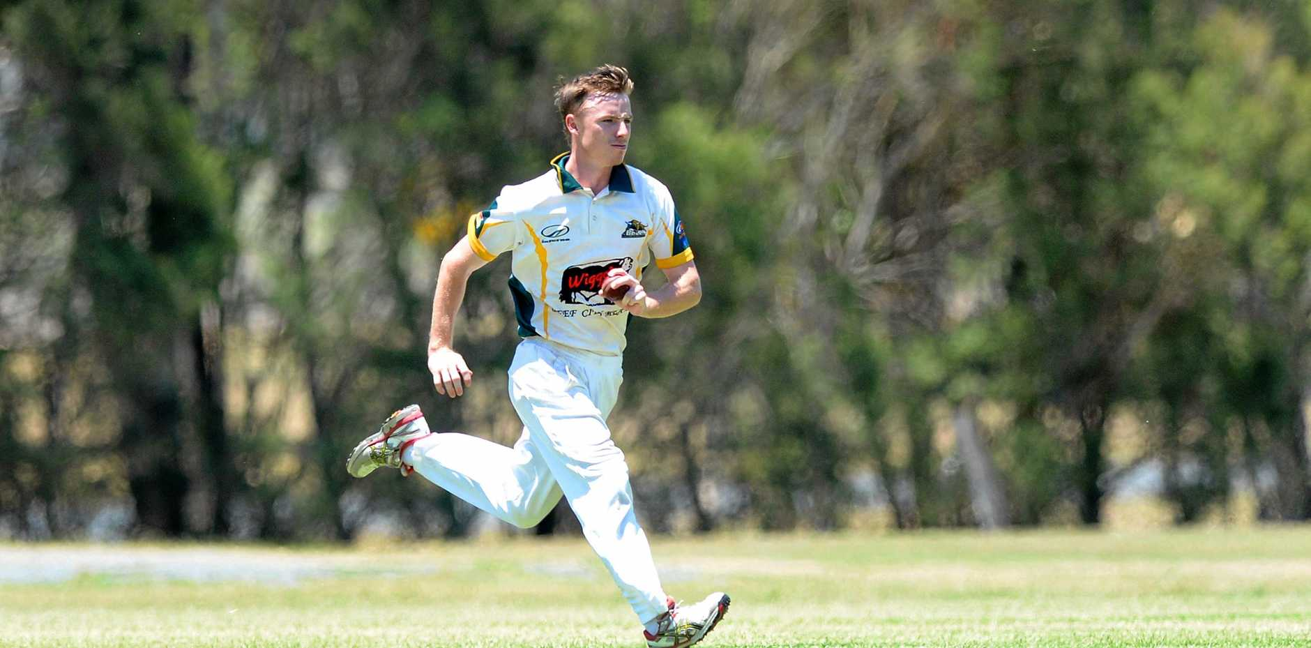 Gracemere's opening bowler Kade Horan took his second five-wicket haul for the season in his team's big win over BITS at the weekend.