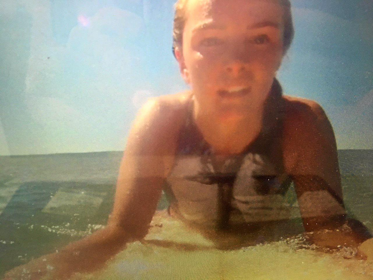 The GoPro was found in Maroochydore by a young family on holiday.