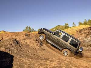 ROAD TEST: Mercedes-Benz's G-Class Butch basher looks ahead
