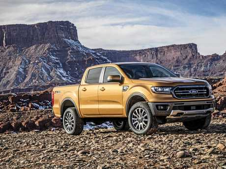 The US version of the 2019 Ford Ranger