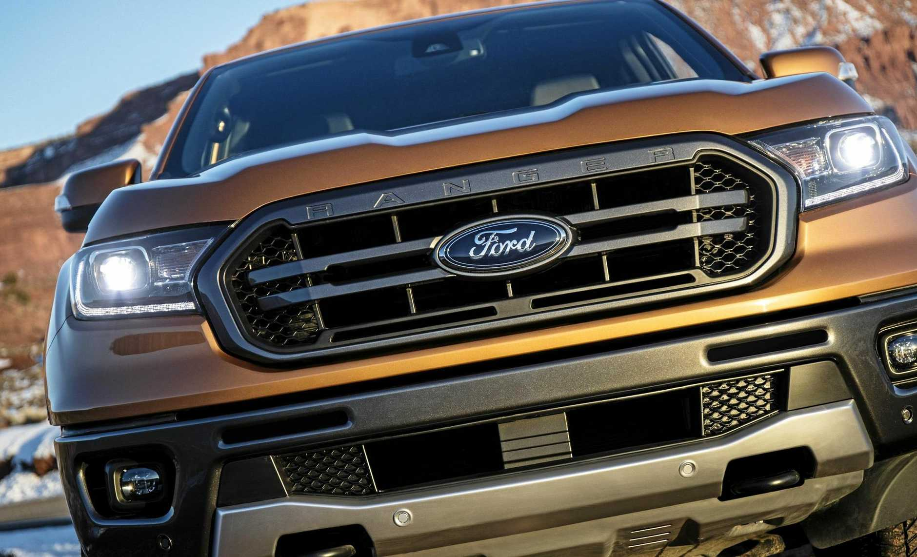 The Ford Ranger has just been revealed in Detroit ahead of the North American International Auto Show.