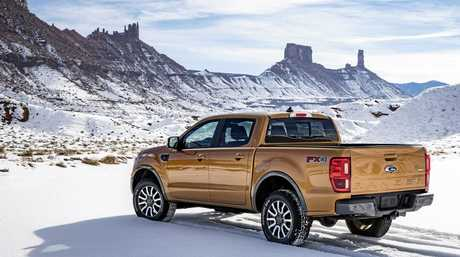 The US version of the new Ford Ranger has just been revealed in Detroit ahead of the North American International Auto Show.