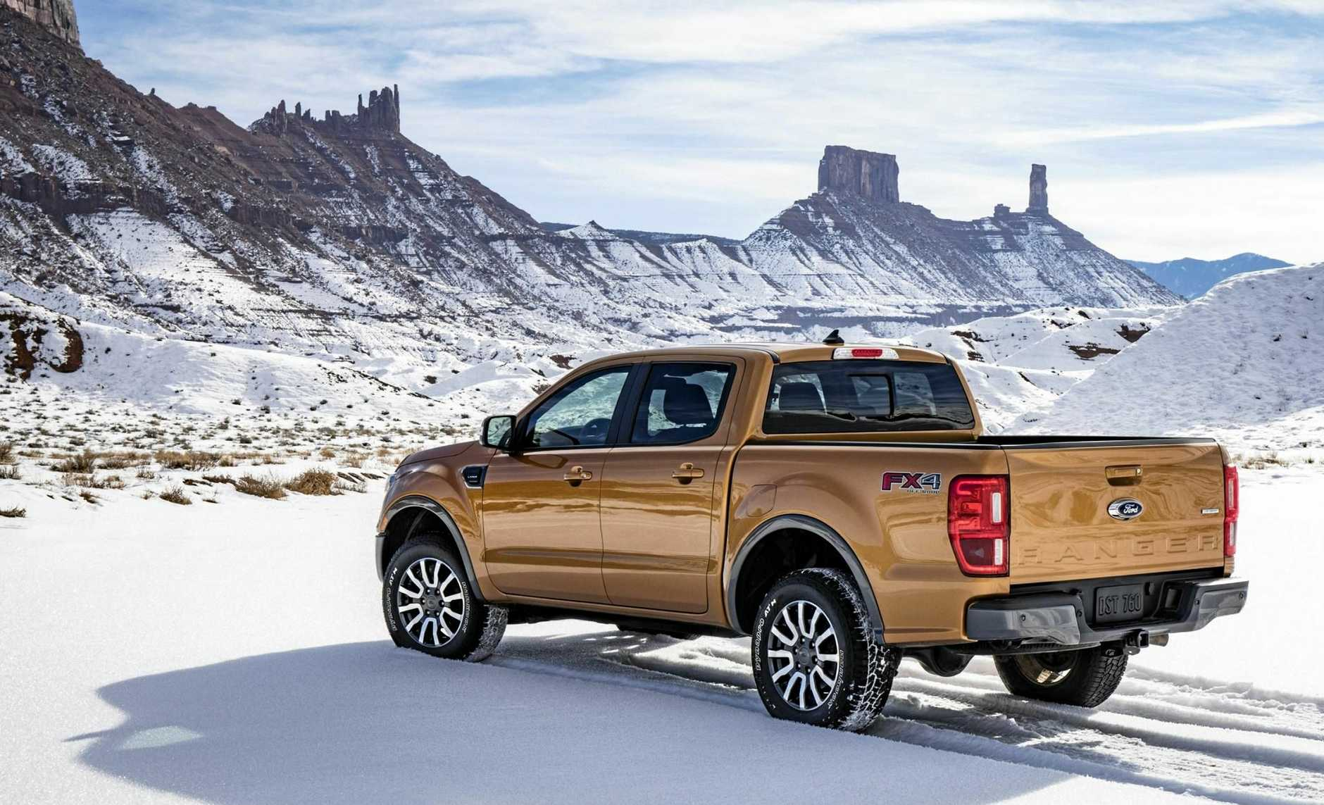 The US version of the 2019 Ford Ranger has just been revealed in Detroit ahead of the North American International Auto Show.