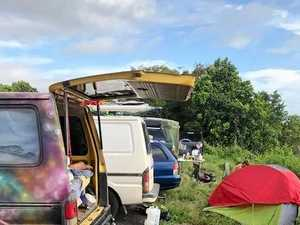 1,119 fines issued for illegal camping and parking