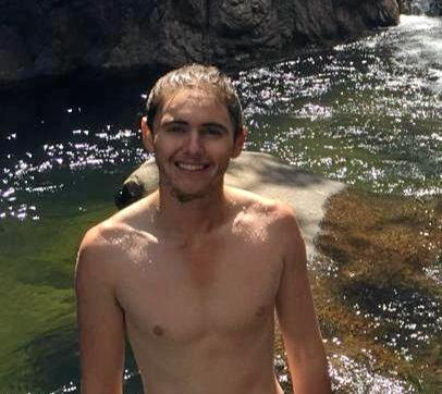 Riley Bernard Macdougall, 22, from Cannon Valley.