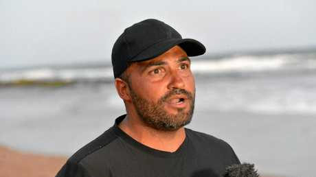 Witness John Dimitropoulos  said without the efforts of lifesavers there would have been a tragedy on the beach.