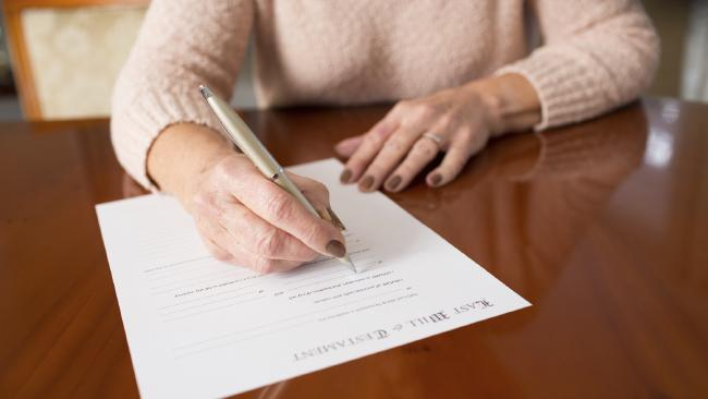 There's been a spike of people preying on the elderly and getting them to change their wills. Could you be a victim of financial abuse?