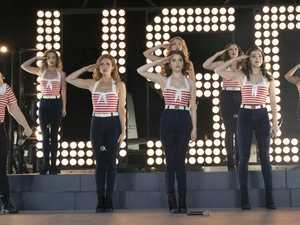 Pitch Perfect 3 slammed as 'blatant war propaganda'