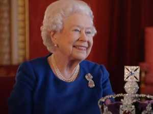 The Queen gives rare interview
