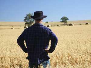 Heroic farmer's insane ride for survival