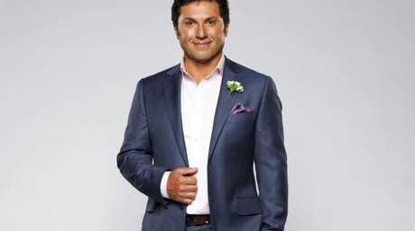 Nasser, 50, is a fitness instructor from NSW. Picture: Channel Nine