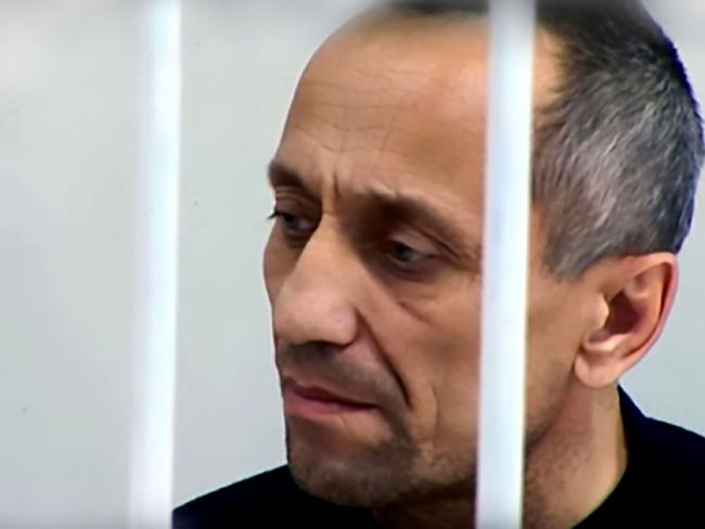 Police believe Popkov 'rationed' his confessions to remain in the relatively comfortable detention facility instead of a maximum-security prison. Picture: CEN/Australscope