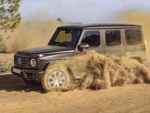 Mercedes-Benz drops first new G-Class SUV in 40 years