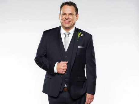 Sean D, 39, is a pub manager from SA. Picture: Channel Nine