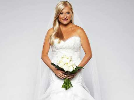 Gabrielle, 44, is a marketing co-ordinator from NSW. Picture: Channel Nine