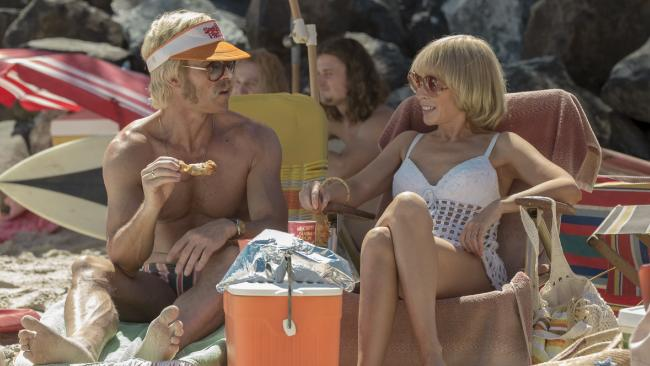 Swinging Safari with all-star Australian cast including Guy Pearce and Kylie Minogue.