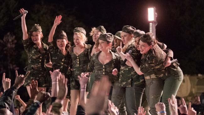 Pitch Perfect 3 has a 31 per cent rating on Rotten Tomatoes.
